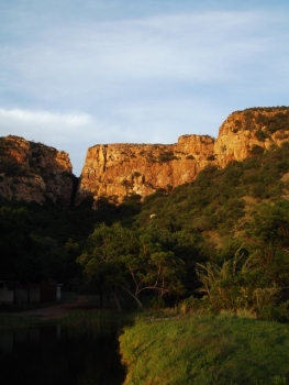 Rustenburg Kloof, November 2012